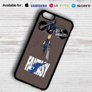 Akira Final Fantasy iPhone 4/4S 5 S/C/SE 6/6S Plus 7| Samsung Galaxy S4 S5 S6 S7 NOTE 3 4 5| LG G2 G3 G4| MOTOROLA MOTO X X2 NEXUS 6| SONY Z3 Z4 MINI| HTC ONE X M7 M8 M9 M8 MINI CASE