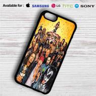 Axl Rose, Ozzy Osbourne, James Hetfield, Gene Simmons All Rocker iPhone 4/4S 5 S/C/SE 6/6S Plus 7| Samsung Galaxy S4 S5 S6 S7 NOTE 3 4 5| LG G2 G3 G4| MOTOROLA MOTO X X2 NEXUS 6| SONY Z3 Z4 MINI| HTC ONE X M7 M8 M9 M8 MINI CASE