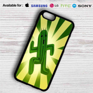 Cactuar Final Fantasy iPhone 4/4S 5 S/C/SE 6/6S Plus 7| Samsung Galaxy S4 S5 S6 S7 NOTE 3 4 5| LG G2 G3 G4| MOTOROLA MOTO X X2 NEXUS 6| SONY Z3 Z4 MINI| HTC ONE X M7 M8 M9 M8 MINI CASE