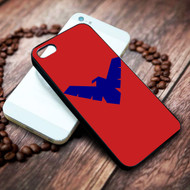 nightwing young justice on your case iphone 4 4s 5 5s 5c 6 6plus 7 case / cases