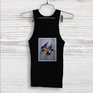 Stitch as Wolverine Custom Men Woman Tank Top T Shirt Shirt