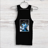 Sub Zero Mortal Kombat X Custom Men Woman Tank Top T Shirt Shirt