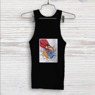 Superman Lego Custom Men Woman Tank Top T Shirt Shirt