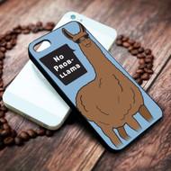 No Problem Llama on your case iphone 4 4s 5 5s 5c 6 6plus 7 case / cases