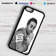 John Lennon 1970 iPhone 4/4S 5 S/C/SE 6/6S Plus 7| Samsung Galaxy S4 S5 S6 S7 NOTE 3 4 5| LG G2 G3 G4| MOTOROLA MOTO X X2 NEXUS 6| SONY Z3 Z4 MINI| HTC ONE X M7 M8 M9 M8 MINI CASE