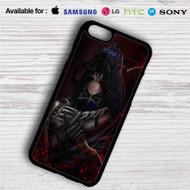 Kitana Mortal Kombat X iPhone 4/4S 5 S/C/SE 6/6S Plus 7| Samsung Galaxy S4 S5 S6 S7 NOTE 3 4 5| LG G2 G3 G4| MOTOROLA MOTO X X2 NEXUS 6| SONY Z3 Z4 MINI| HTC ONE X M7 M8 M9 M8 MINI CASE