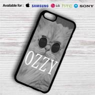 Kitty Ozzy Osbourne iPhone 4/4S 5 S/C/SE 6/6S Plus 7| Samsung Galaxy S4 S5 S6 S7 NOTE 3 4 5| LG G2 G3 G4| MOTOROLA MOTO X X2 NEXUS 6| SONY Z3 Z4 MINI| HTC ONE X M7 M8 M9 M8 MINI CASE