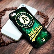 Oakland Athletics 2 on your case iphone 4 4s 5 5s 5c 6 6plus 7 case / cases