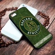 Oakland Athletics on your case iphone 4 4s 5 5s 5c 6 6plus 7 case / cases