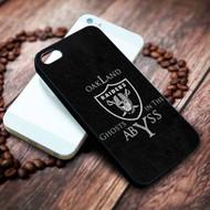 Oakland Raiders 2 on your case iphone 4 4s 5 5s 5c 6 6plus 7 case / cases