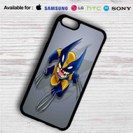 Stitch as Wolverine iPhone 4/4S 5 S/C/SE 6/6S Plus 7| Samsung Galaxy S4 S5 S6 S7 NOTE 3 4 5| LG G2 G3 G4| MOTOROLA MOTO X X2 NEXUS 6| SONY Z3 Z4 MINI| HTC ONE X M7 M8 M9 M8 MINI CASE