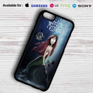 The Little Mermaid Tim Burton iPhone 4/4S 5 S/C/SE 6/6S Plus 7| Samsung Galaxy S4 S5 S6 S7 NOTE 3 4 5| LG G2 G3 G4| MOTOROLA MOTO X X2 NEXUS 6| SONY Z3 Z4 MINI| HTC ONE X M7 M8 M9 M8 MINI CASE