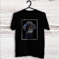 Aladdin and Jasmine Tim Burton Custom T Shirt Tank Top Men and Woman