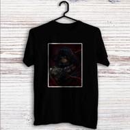 Kitana Mortal Kombat X Custom T Shirt Tank Top Men and Woman