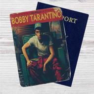 Logic Bobby Tarantino Custom Leather Passport Wallet Case Cover