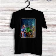 Marvel Superheroes Lego Custom T Shirt Tank Top Men and Woman