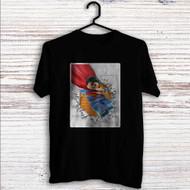 Superman Lego Custom T Shirt Tank Top Men and Woman