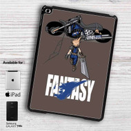 "Akira Final Fantasy iPad 2 3 4 iPad Mini 1 2 3 4 iPad Air 1 2 | Samsung Galaxy Tab 10.1"" Tab 2 7"" Tab 3 7"" Tab 3 8"" Tab 4 7"" Case"