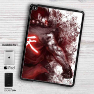 "Akuma Street Fighter iPad 2 3 4 iPad Mini 1 2 3 4 iPad Air 1 2 | Samsung Galaxy Tab 10.1"" Tab 2 7"" Tab 3 7"" Tab 3 8"" Tab 4 7"" Case"