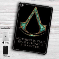 "Black Flag Assassin's Creed iPad 2 3 4 iPad Mini 1 2 3 4 iPad Air 1 2 | Samsung Galaxy Tab 10.1"" Tab 2 7"" Tab 3 7"" Tab 3 8"" Tab 4 7"" Case"