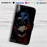 Bonnie Five Nights at Freddy's Custom Leather Wallet iPhone 4/4S 5S/C 6/6S Plus 7| Samsung Galaxy S4 S5 S6 S7 Note 3 4 5| LG G2 G3 G4| Motorola Moto X X2 Nexus 6| Sony Z3 Z4 Mini| HTC ONE X M7 M8 M9 Case