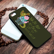 ou didn't say the magic word! jurasic park on your case iphone 4 4s 5 5s 5c 6 6plus 7 case / cases