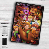 "Five Nights at Freddy's and Scooby Doo iPad 2 3 4 iPad Mini 1 2 3 4 iPad Air 1 2 | Samsung Galaxy Tab 10.1"" Tab 2 7"" Tab 3 7"" Tab 3 8"" Tab 4 7"" Case"
