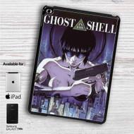 """Ghost in the Shell iPad 2 3 4 iPad Mini 1 2 3 4 iPad Air 1 2   Samsung Galaxy Tab 10.1"""" Tab 2 7"""" Tab 3 7"""" Tab 3 8"""" Tab 4 7"""" Case"""