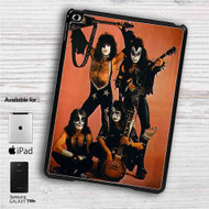 "Kiss Classic Rock iPad 2 3 4 iPad Mini 1 2 3 4 iPad Air 1 2   Samsung Galaxy Tab 10.1"" Tab 2 7"" Tab 3 7"" Tab 3 8"" Tab 4 7"" Case"
