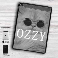 """Kitty Ozzy Osbourne iPad 2 3 4 iPad Mini 1 2 3 4 iPad Air 1 2   Samsung Galaxy Tab 10.1"""" Tab 2 7"""" Tab 3 7"""" Tab 3 8"""" Tab 4 7"""" Case"""