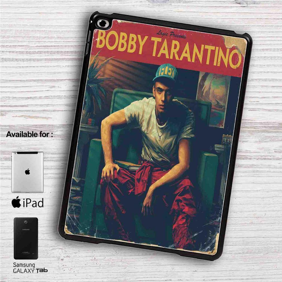 Logic Bobby Tarantino iPad 2 3 4 iPad Mini 1 2 3 4 iPad Air 1 2 | Samsung  Galaxy Tab 10 1