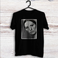 Barbra Streisand Custom T Shirt Tank Top Men and Woman