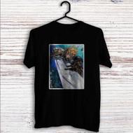 Cloud Strife Final Fantasy 7 Custom T Shirt Tank Top Men and Woman