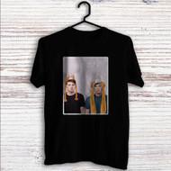 Dan And Phil Small Llama Custom T Shirt Tank Top Men and Woman