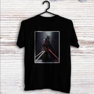 Darth Vader and Ahsoka Tano Custom T Shirt Tank Top Men and Woman