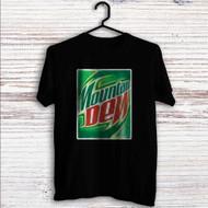 Mountain Dew Custom T Shirt Tank Top Men and Woman