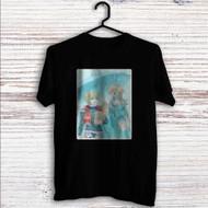 Shulk and Rosalina Super Smash Bros Custom T Shirt Tank Top Men and Woman