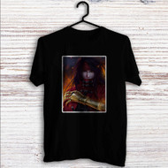 Vincent Valentine Final Fantasy VII Custom T Shirt Tank Top Men and Woman
