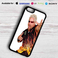 Guy Fieri iPhone 4/4S 5 S/C/SE 6/6S Plus 7  Samsung Galaxy S4 S5 S6 S7 NOTE 3 4 5  LG G2 G3 G4  MOTOROLA MOTO X X2 NEXUS 6  SONY Z3 Z4 MINI  HTC ONE X M7 M8 M9 M8 MINI CASE