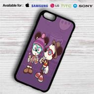 Hipster Mickey Mouse and Minnie Mouse iPhone 4/4S 5 S/C/SE 6/6S Plus 7| Samsung Galaxy S4 S5 S6 S7 NOTE 3 4 5| LG G2 G3 G4| MOTOROLA MOTO X X2 NEXUS 6| SONY Z3 Z4 MINI| HTC ONE X M7 M8 M9 M8 MINI CASE