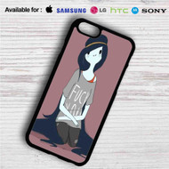 Marceline The Vampire Queen iPhone 4/4S 5 S/C/SE 6/6S Plus 7| Samsung Galaxy S4 S5 S6 S7 NOTE 3 4 5| LG G2 G3 G4| MOTOROLA MOTO X X2 NEXUS 6| SONY Z3 Z4 MINI| HTC ONE X M7 M8 M9 M8 MINI CASE