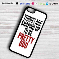 Panic at The Disco The Green Gentleman iPhone 4/4S 5 S/C/SE 6/6S Plus 7| Samsung Galaxy S4 S5 S6 S7 NOTE 3 4 5| LG G2 G3 G4| MOTOROLA MOTO X X2 NEXUS 6| SONY Z3 Z4 MINI| HTC ONE X M7 M8 M9 M8 MINI CASE