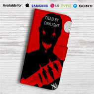 Dead by Daylight The Hillbilly Custom Leather Wallet iPhone 4/4S 5S/C 6/6S Plus 7| Samsung Galaxy S4 S5 S6 S7 Note 3 4 5| LG G2 G3 G4| Motorola Moto X X2 Nexus 6| Sony Z3 Z4 Mini| HTC ONE X M7 M8 M9 Case