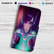 D Va Overwatch Custom Leather Wallet iPhone 4/4S 5S/C 6/6S Plus 7| Samsung Galaxy S4 S5 S6 S7 Note 3 4 5| LG G2 G3 G4| Motorola Moto X X2 Nexus 6| Sony Z3 Z4 Mini| HTC ONE X M7 M8 M9 Case