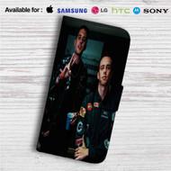 G-Eazy & Logic The Endless Summer Tour Custom Leather Wallet iPhone 4/4S 5S/C 6/6S Plus 7| Samsung Galaxy S4 S5 S6 S7 Note 3 4 5| LG G2 G3 G4| Motorola Moto X X2 Nexus 6| Sony Z3 Z4 Mini| HTC ONE X M7 M8 M9 Case