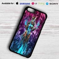 Symmetra Overwatch iPhone 4/4S 5 S/C/SE 6/6S Plus 7  Samsung Galaxy S4 S5 S6 S7 NOTE 3 4 5  LG G2 G3 G4  MOTOROLA MOTO X X2 NEXUS 6  SONY Z3 Z4 MINI  HTC ONE X M7 M8 M9 M8 MINI CASE