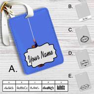 Descargar Monkey Island 2 Custom Leather Luggage Tag