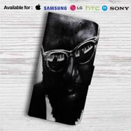 Thelonious Monk Custom Leather Wallet iPhone 4/4S 5S/C 6/6S Plus 7| Samsung Galaxy S4 S5 S6 S7 Note 3 4 5| LG G2 G3 G4| Motorola Moto X X2 Nexus 6| Sony Z3 Z4 Mini| HTC ONE X M7 M8 M9 Case