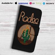Travis Scott Rodeo Custom Leather Wallet iPhone 4/4S 5S/C 6/6S Plus 7| Samsung Galaxy S4 S5 S6 S7 Note 3 4 5| LG G2 G3 G4| Motorola Moto X X2 Nexus 6| Sony Z3 Z4 Mini| HTC ONE X M7 M8 M9 Case