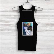 Cloud Strife Final Fantasy 7 Custom Men Woman Tank Top T Shirt Shirt